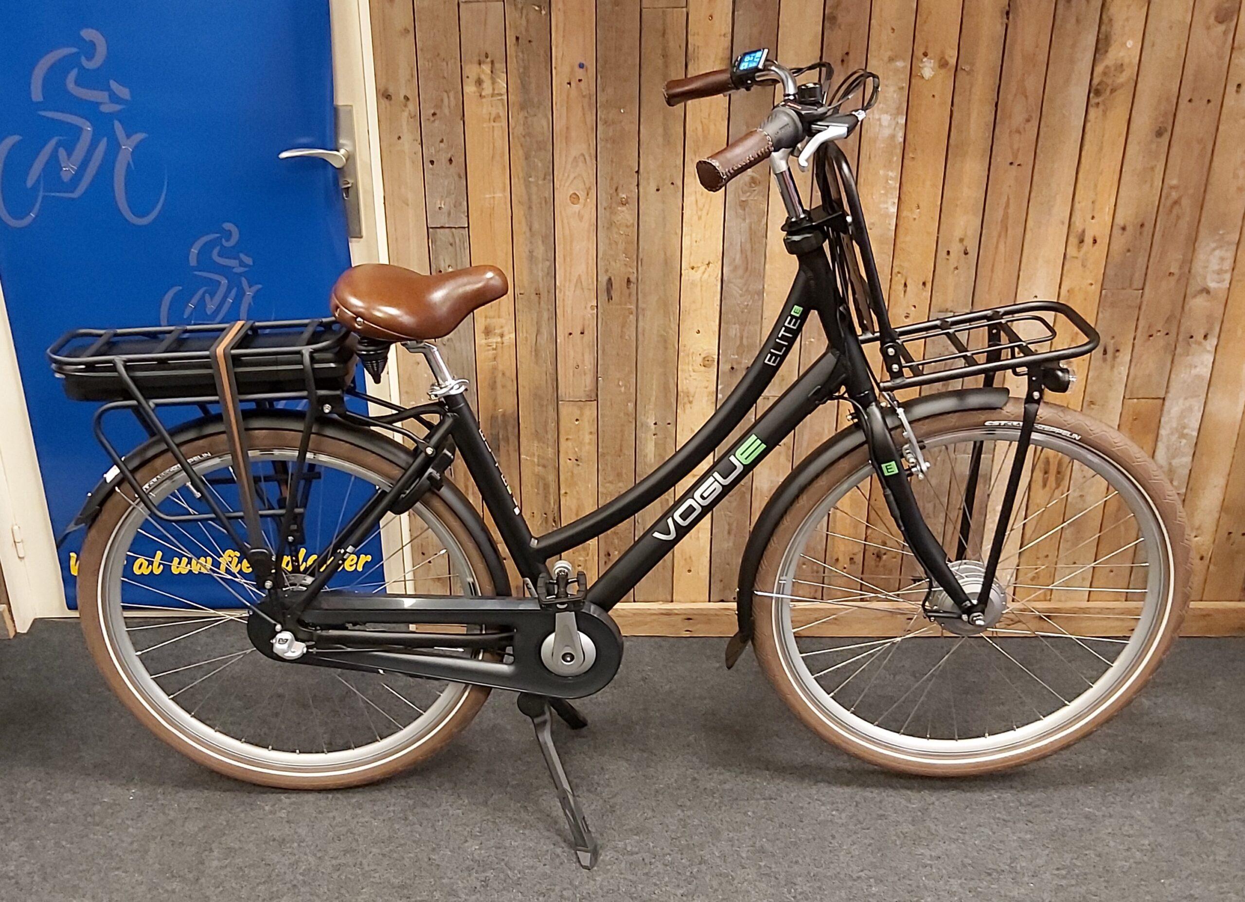 """Featured image for """"Vogue Elite 3 e-bike 3 versnellingen"""""""