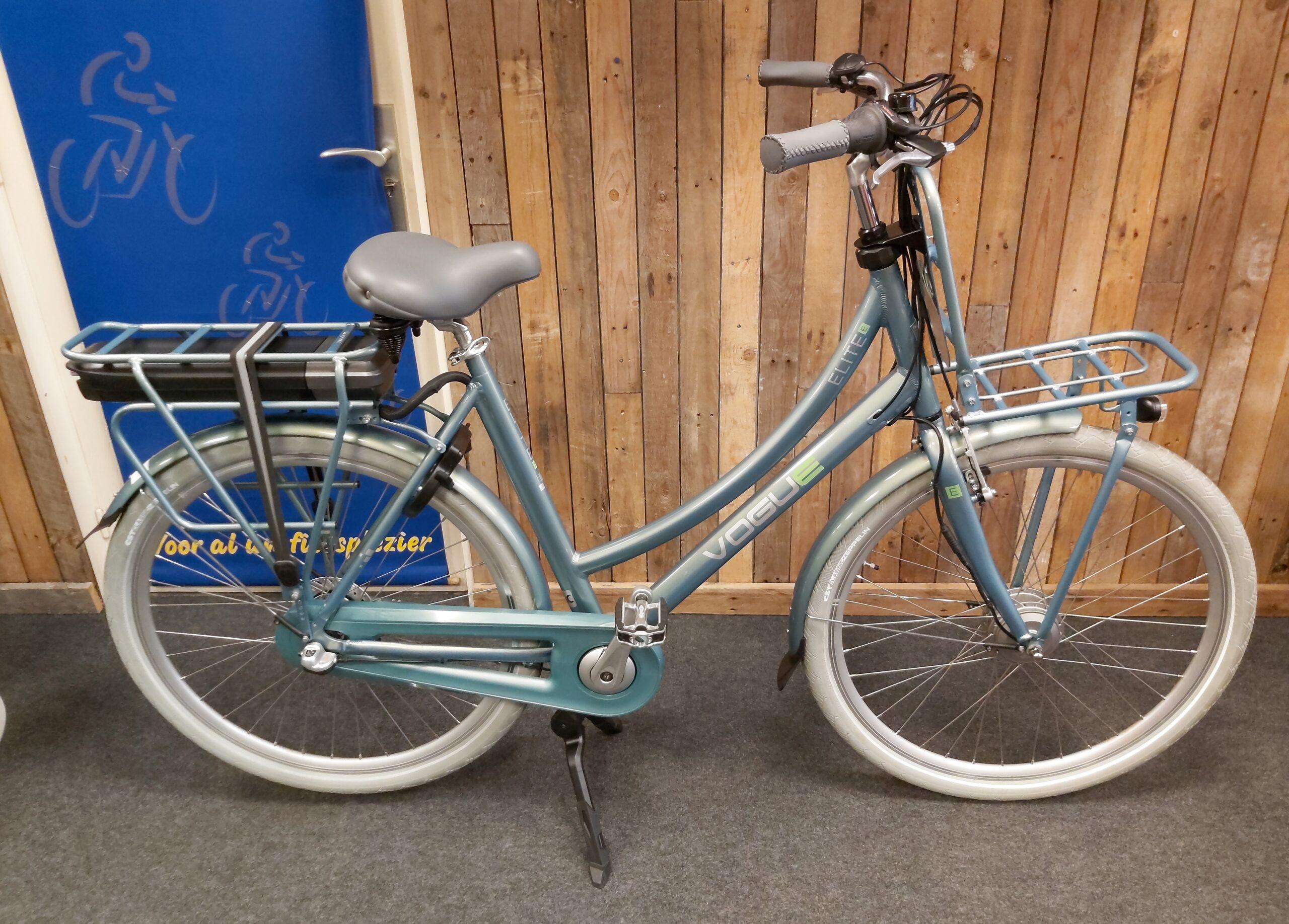 """Featured image for """"Vogue Elite e-bike 3 versnellingen"""""""